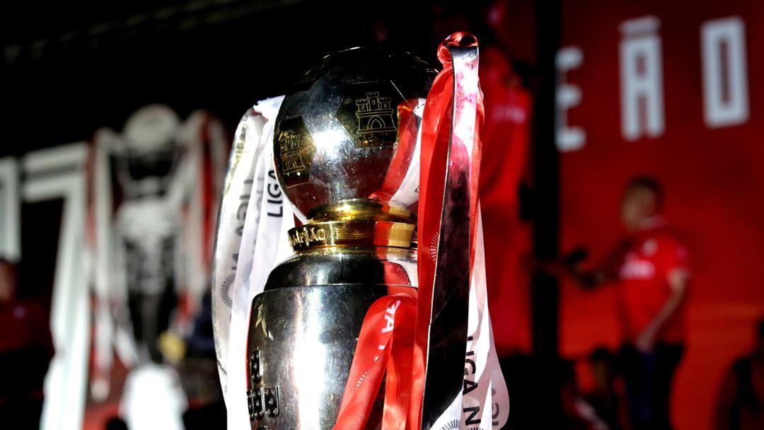 Para além da conquista do título de campeão nacional, o Benfica conseguiu ainda igualar o recorde de golos marcados numa única temporada, na I Liga. Foram 103 os golos que fizeram história, esta época, pelos encarnados.  Foto: Joana Gonçalves/Renascença