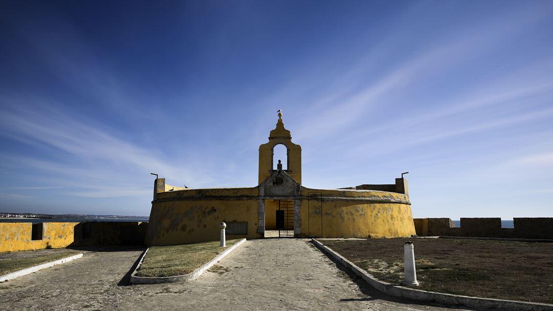 """O segredo"", local dentro da Fortaleza de Peniche onde se colocavam os presos em isolamento total e onde se executava a tortura do sono."