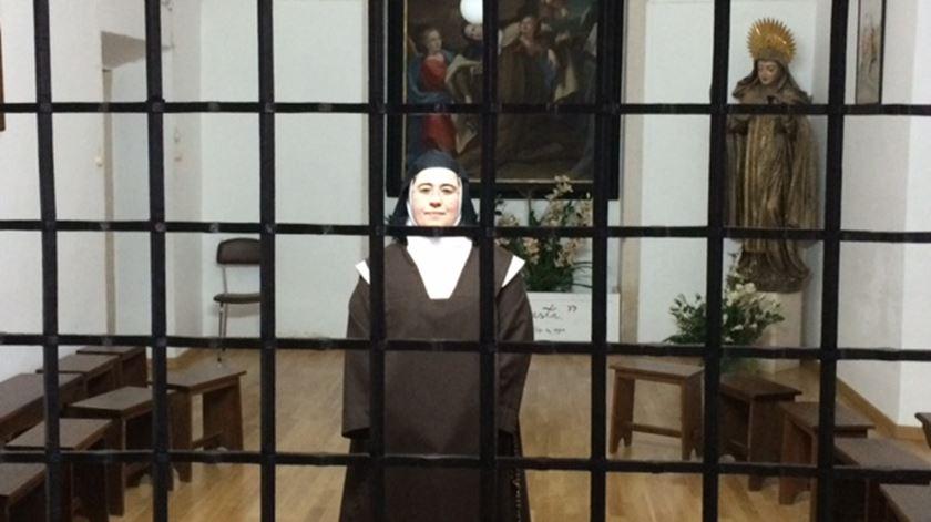 Ouça a entrevista da irmã Ana Sofia, madre prioresa do Carmelo de Coimbra
