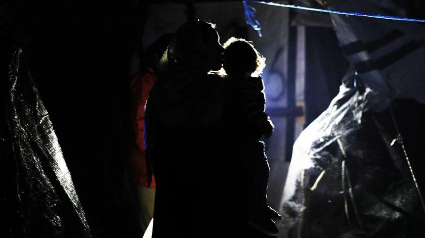 Relatório descreve cenário inimaginável em campo de refugiados na Grécia