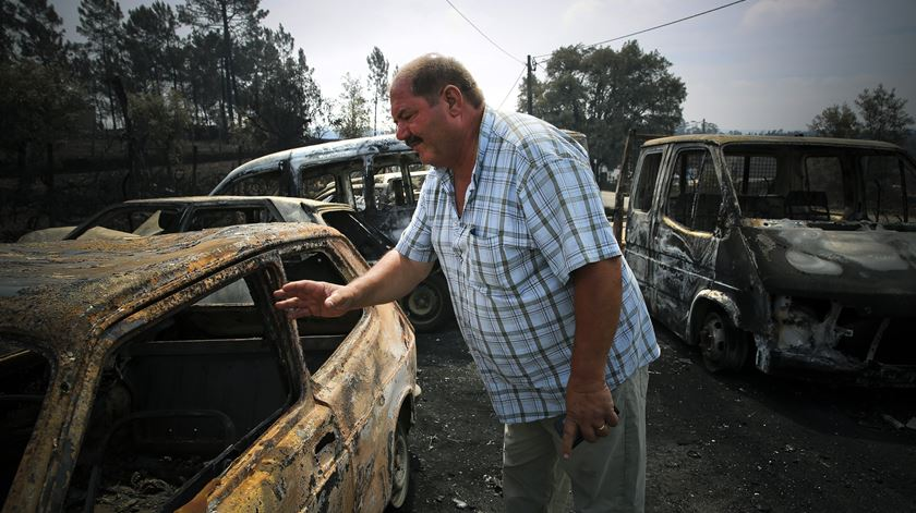 Pedrogão Grande. Famílias das vítimas exigem divulgação de parte do relatório em falta