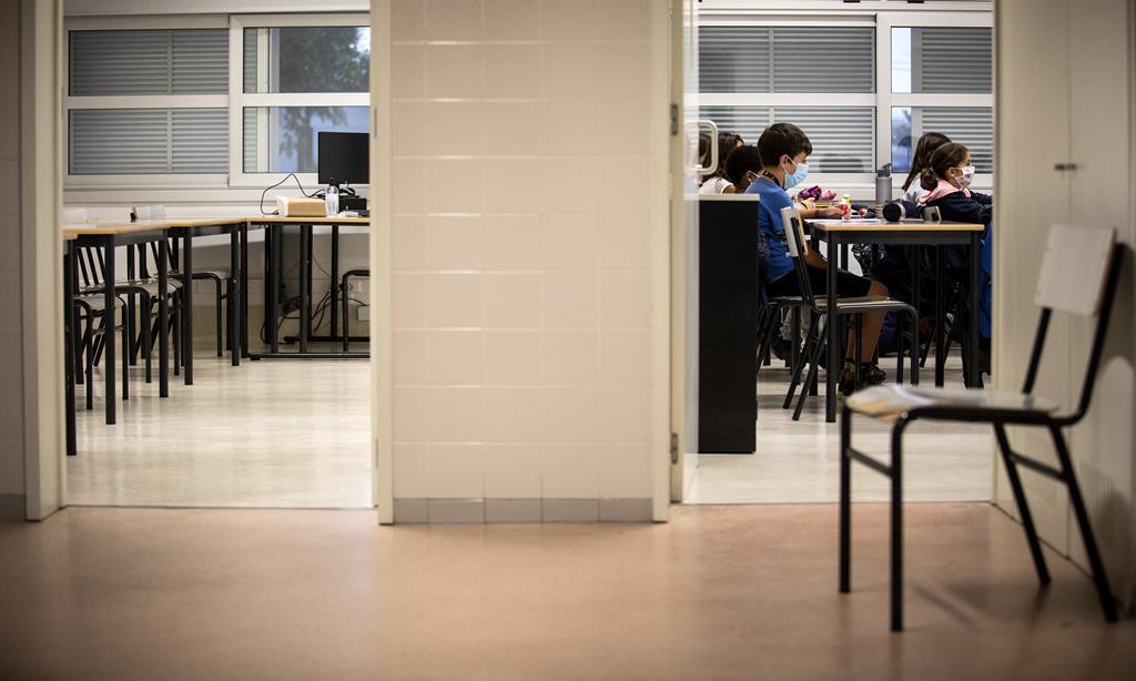 """O novo indicador de """"Equidade"""" permite aferir os níveis de sucesso educativo dos alunos beneficiários de ação social escolar (ASE), em comparação com os resultados médios dos alunos num contexto socioeconómico e com um percurso escolar semelhantes, a nível nacional. Foto: Joana Bourgard/RR"""
