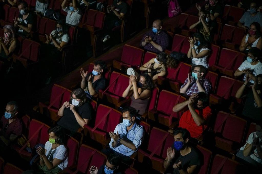 Anseia-se o regresso aos espetáculos. Foto: José Frade/EGEAC