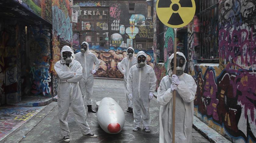 Luta contra armas nucleares dá direito a Nobel da Paz