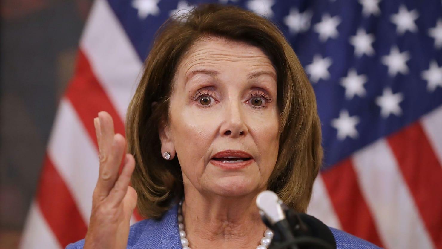 Líder Democrata rejeita acordo orçamental sem votação sobre imigração
