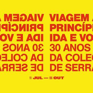 Uma grande exposição para celebrar Serralves