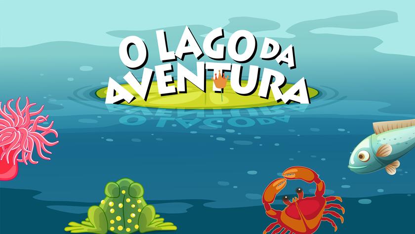 O Lago da Aventura vai percorrer o país!