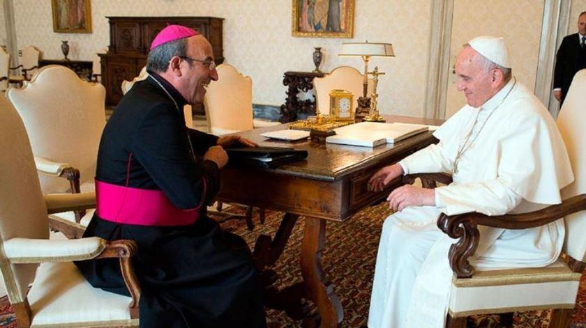 """""""Aquilo que o Papa propõe é uma Igreja mais evangélica, não propõe nada de extraordinário"""", defende D. António Marto. Foto: Ecclesia"""