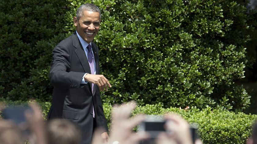 Promised Land Novo Livro De Obama Chega As Bancas Duas Semanas Apos Presidenciais Renascenca