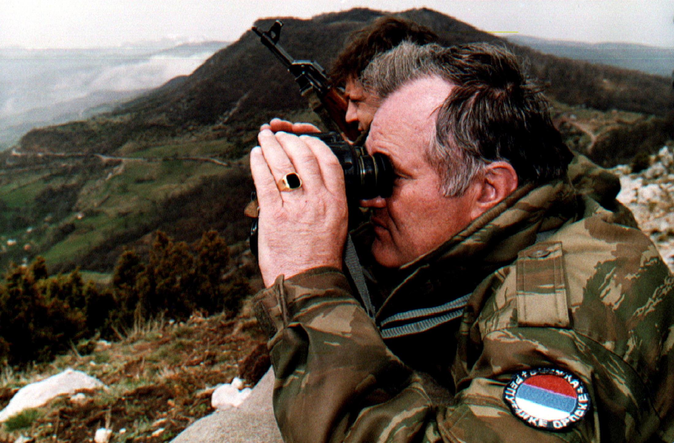 Ratko Mladic condenado pelo Tribunal Penal Internacional