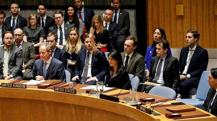Assembleia geral da ONU pede aos EUA que voltem atrás sobre Jerusalém