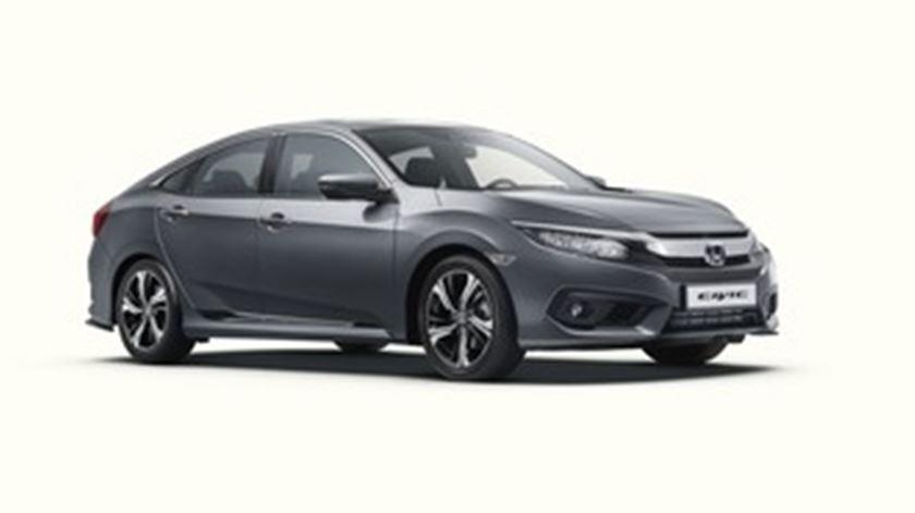 Honda Civic – A arte de espremer um motor