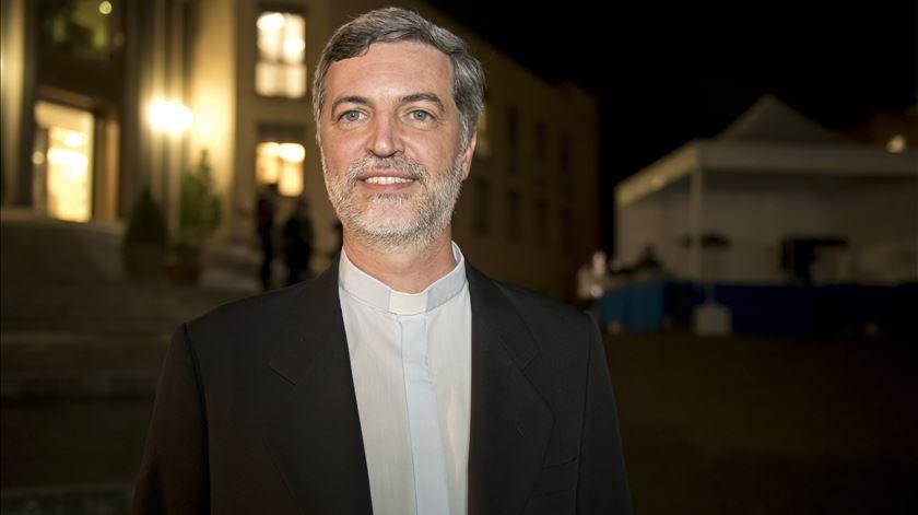 Padre Alexandre Mello, secretário do Dicastério para os Leigos, a Família e a Vida. Foto: Ecclesia