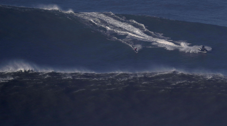 Português surfou a