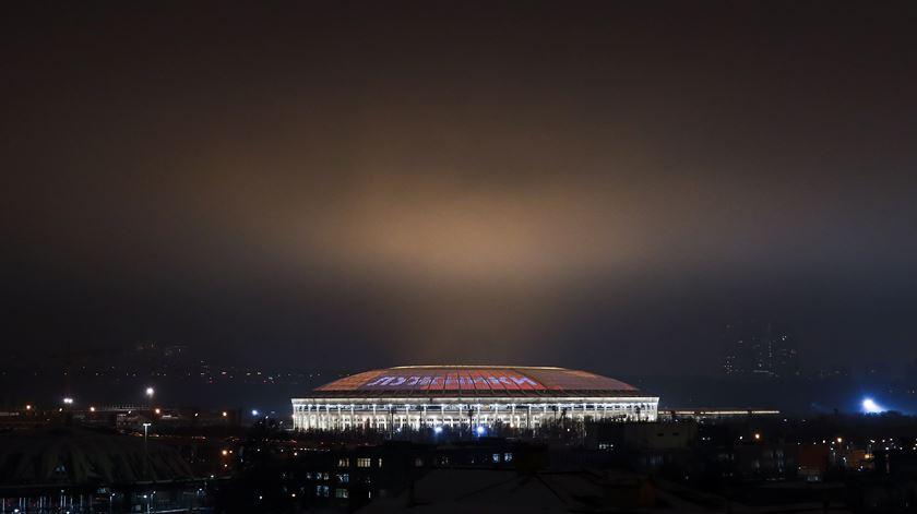 Estádio Luzhniki. Conheça o palco do Portugal-Marrocos
