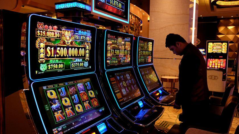 Macau é famosa pelos seus casinos. Foto: Bobby Yip/Reuters