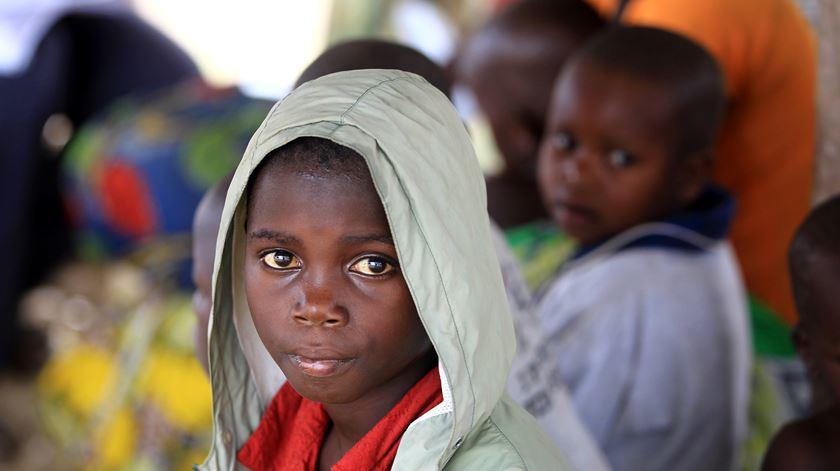 A guerra sem fim dos meninos soldado do Congo