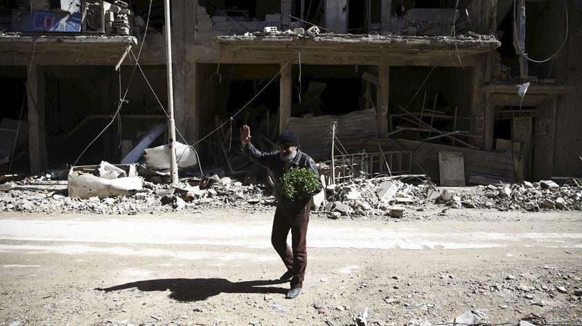 """ONU denuncia ataques depois do cessar-fogo na Síria. """"São provavelmente crimes de guerra"""""""