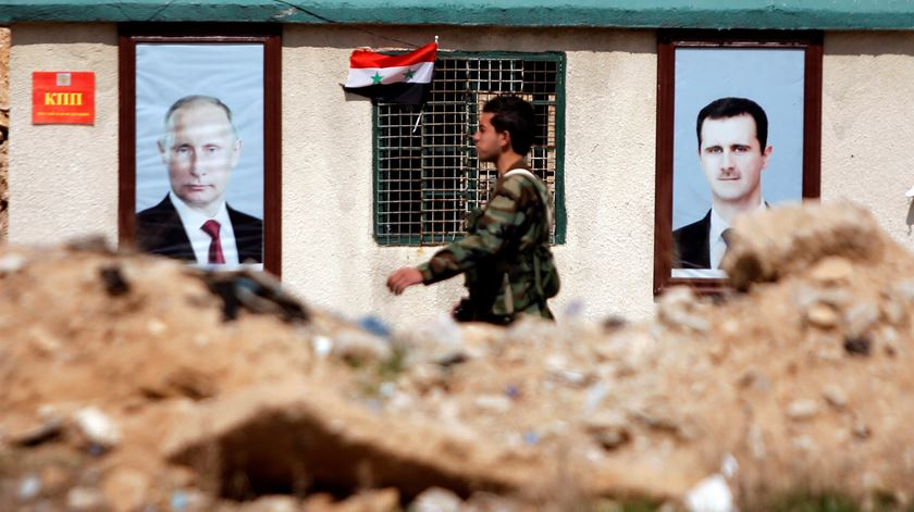 EUA acusam Rússia de desonrar o cessar-fogo na Síria e dizem que chegou o dia de agir
