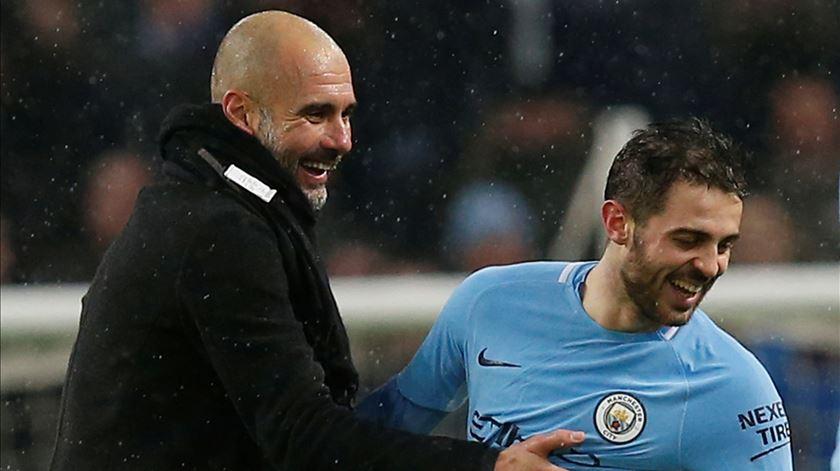 TAS levanta suspensão europeia de dois anos ao Manchester City