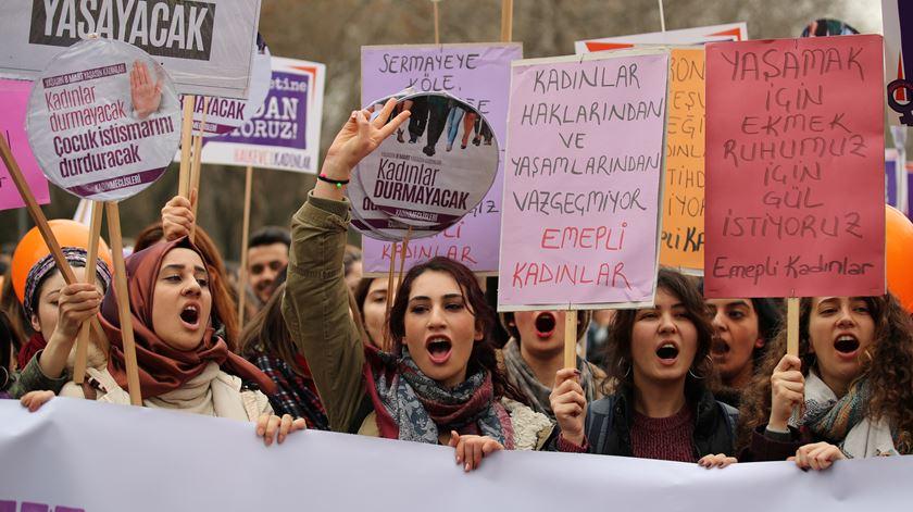 Ancara, Turquia. Foto: Umit Bektas/Reuters
