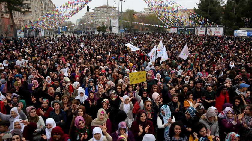 Diyarbakir, Turquia. Foto: Sertac Kayar/Reuters