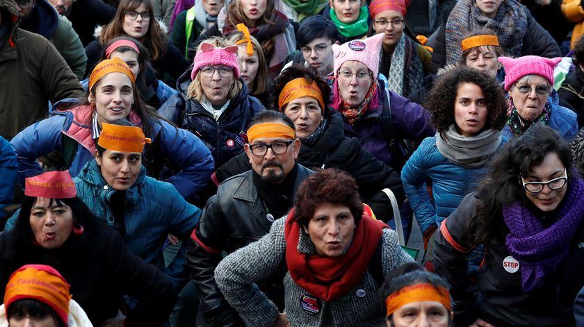 Bruxelas, Bélgica. Foto: Yves Herman/Reuters