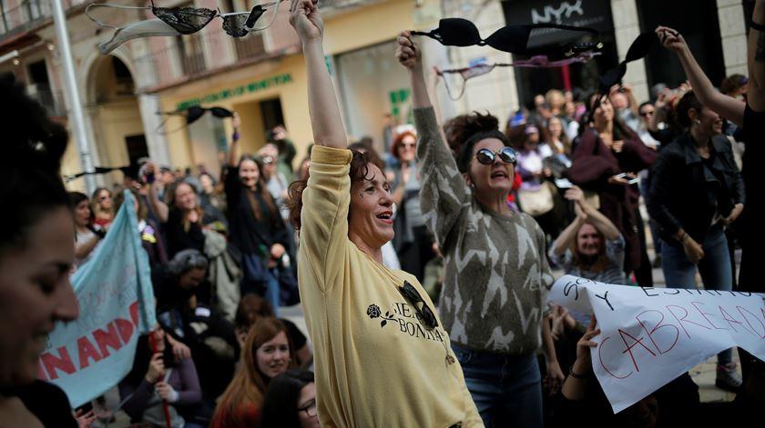 Málaga, Espanha. Foto: Jon Nazca/Reuters