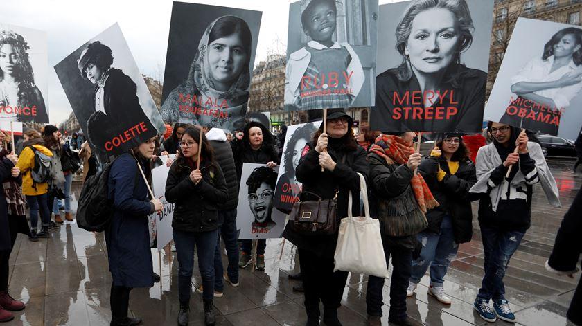 Paris, França. Foto: Charles Platiau/Reuters