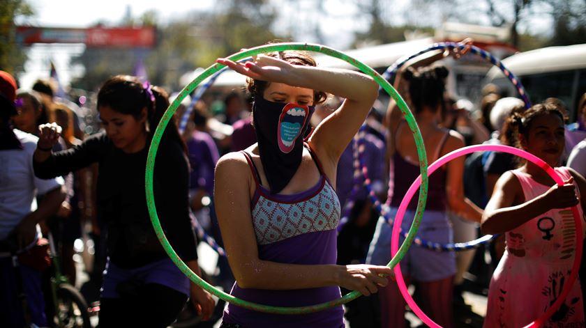 São Salvador, El Salvador. Foto: Jose Cabezas/Reuters