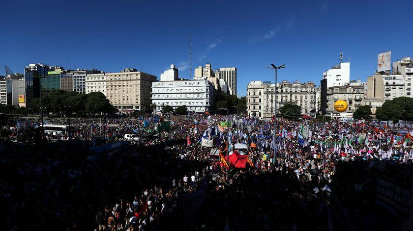 Buenos Aires, Argentina. Foto: Marcos Brindicci/Reuters