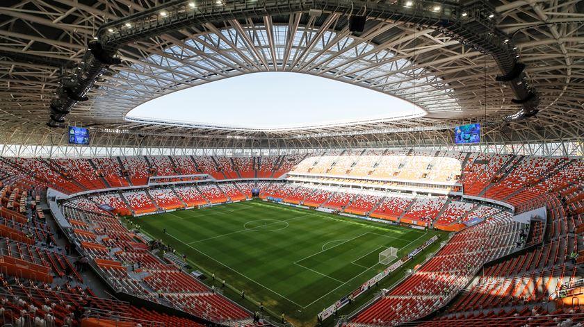 Mordovia Arena. Conheça o estádio do Irão-Portugal