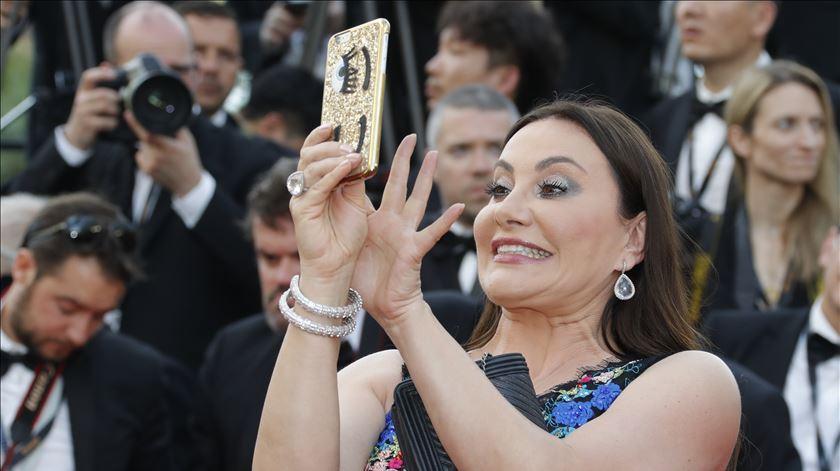 Selfies proibidas no tapete vermelho de Cannes