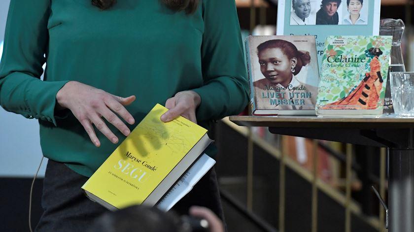 Maryse Condé vence o Nobel alternativo da Literatura