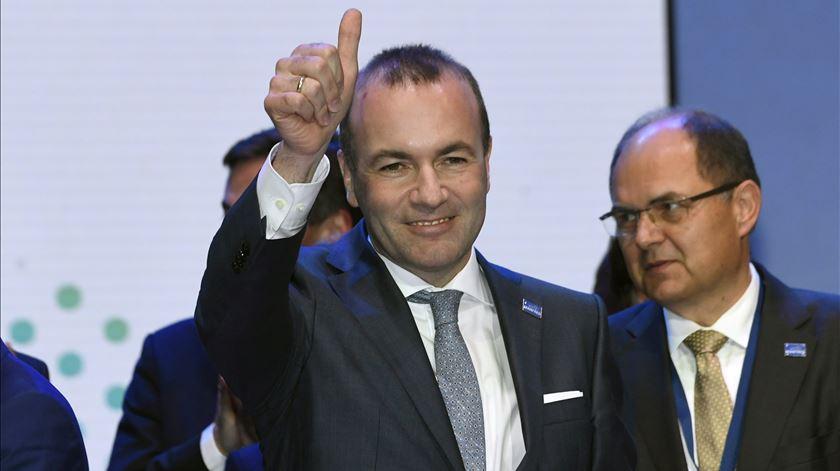 Weber foi escolhido no congresso do PPE em Helsínquia. Foto: Reuters