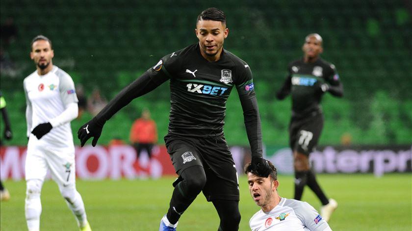 Sporting oferece sete milhões ao Krasnodar por Wanderson