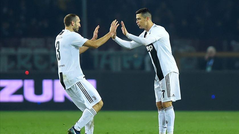 Ronaldo falha penálti na vitória da Juventus frente ao Chievo