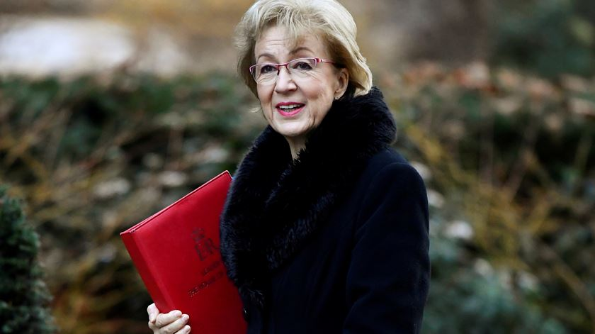 Andrea Leadsom Foto: Toby Melville/Reuters