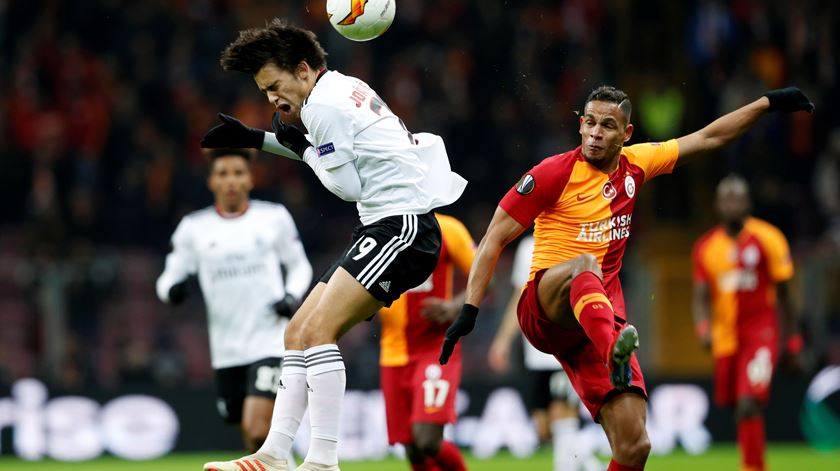 Fernando admite que o Galatasaray não esperava Benfica tão jovem