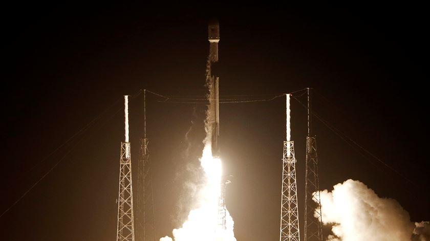 Sonda israelita já partiu para o espaço e vai a caminho da Lua