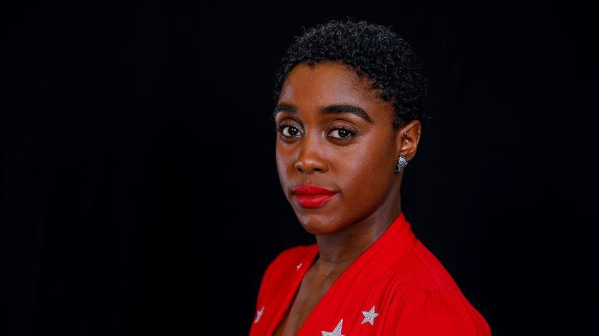Lynch, Lashana Lynch. A nova agente 007 é uma mulher negra