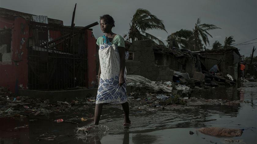 Moçambique. O lento reerguer da cidade da Beira
