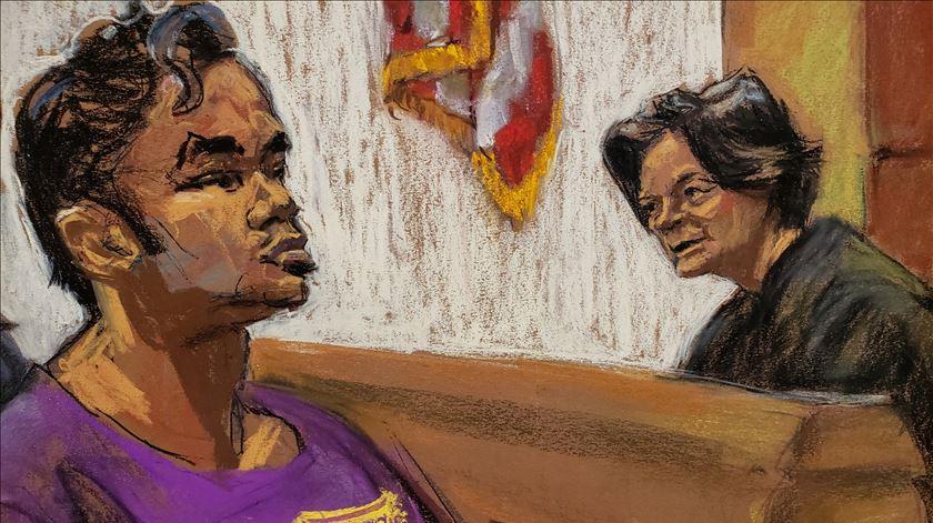 Homem acusado de planear ataque no coração de Nova Iorque