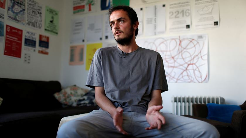 """Miguel Duarte """"frustrado"""" por gastar tempo em tribunais quando podia estar a salvar vidas"""