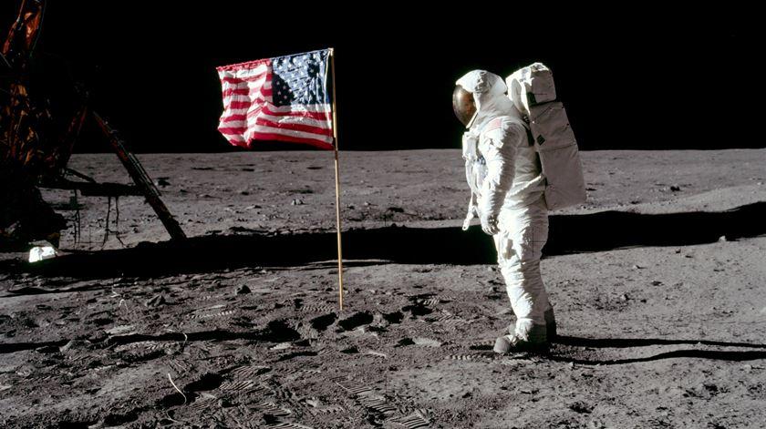 Meio século do Homem na Lua. O dia em que os Estados Unidos saíram por cima