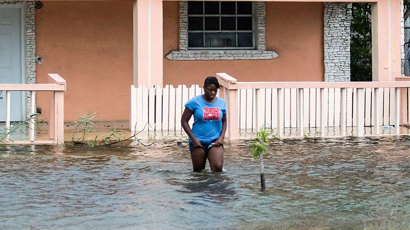 Furacão Dorian causou grandes danos nas Bahamas. Foto: John Marc Nutt/Reuters
