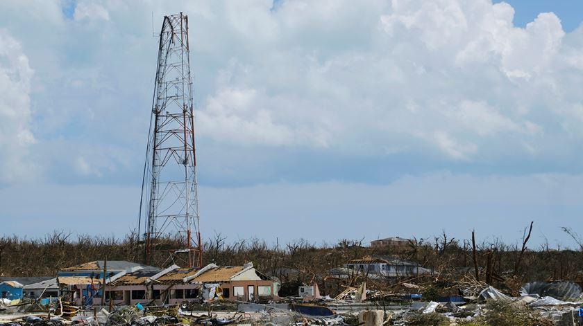 Furacão Dorian. UE avança com primeira ajuda de 500 mil euros às Bahamas