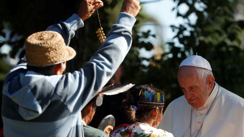 Papa consagra Sínodo da Amazónia a São Francisco de Assis