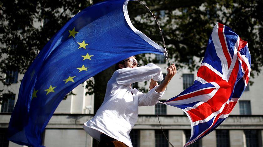 Dia crucial para o Brexit. Boris Johnson recusa-se a pedir novo adiamento da saída