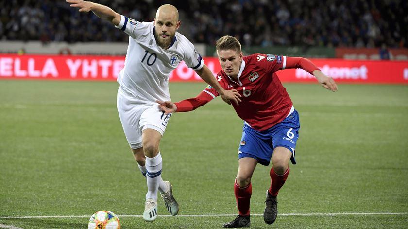 Finlândia apura-se para a fase final do Europeu pela primeira vez na história